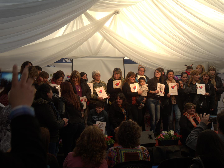 Articulación con la Coordinadora de Jardines Maternales Comunitarios de La Matanza